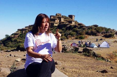 Rosa Elena Balcázar postula al Congreso con propuestas para reactivar el turismo [ENTREVISTA]