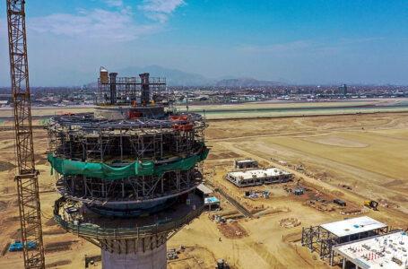 Obras de ampliación del aeropuerto Jorge Chávez registran un avance de 20.7%