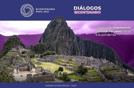 Expertos analizarán los desafíos del patrimonio cultural frente a la pandemia
