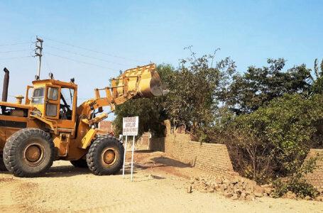 Ministerio de Cultura recuperó terreno en zona arqueológica Huaca de la Luna en La Libertad