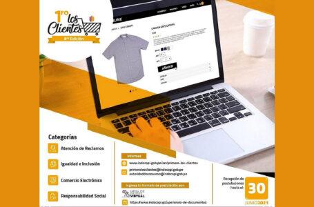 Indecopi reconocerá las mejores prácticas empresariales a favor de los consumidores