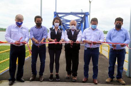MTC y Mincetur inauguran nuevo terminal portuario de pasajeros de Iquitos