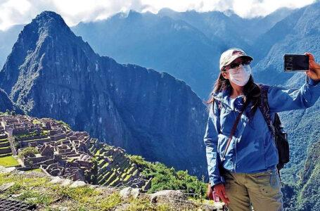Turistas extranjeros regresan a Machu Picchu luego de un año de ausencia por la pandemia