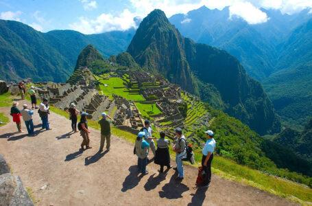 Desde hoy Machu Picchu volverá a recibir 897 visitantes diarios con aforo del 40%