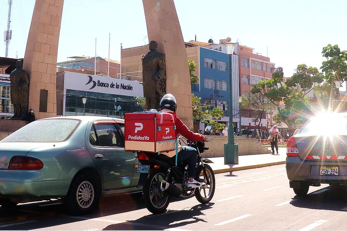 PedidosYa inicia operaciones en Tacna para impulsar delivery de comercios y restaurantes – Turiweb