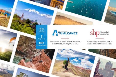 """SHP relanza campaña """"Las Estrellas a tu Alcance"""" para impulsar el turismo interno"""