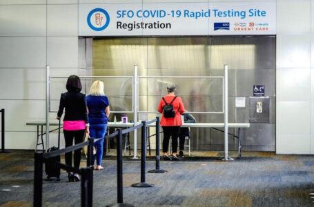 United facilita retorno de viajeros a Estados Unidos con pruebas antígenas portátiles