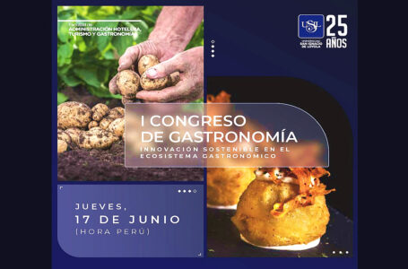 Desafíos del sector gastronómico serán analizados en congreso internacional de USIL