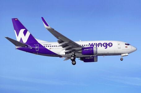 Aerolínea low cost Wingo operará la ruta Lima – Bogotá desde el 28 de junio