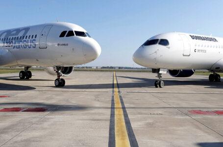 Europa y EEUU ponen fin al conflicto comercial por Airbus y Boeing