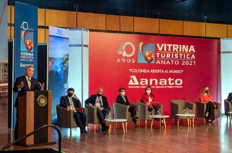 Presidente de Colombia anuncia medidas de apoyo al turismo en Vitrina Turística de ANATO