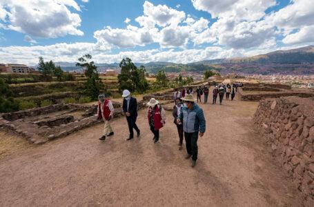 Cusco: restauran zona arqueológica de Qotakalli en San Sebastián