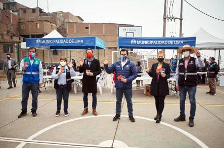 Entel dona a Fundación Lima 6,000 chips para que menores continúen clases virtuales