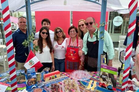 Embajada de Perú en Israel promueve gastronomía y turismo en Jerusalén