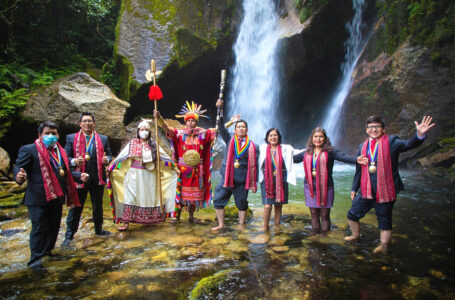 Machu Picchu abre nuevo atractivo turístico: la catarata de Aguas Calientes