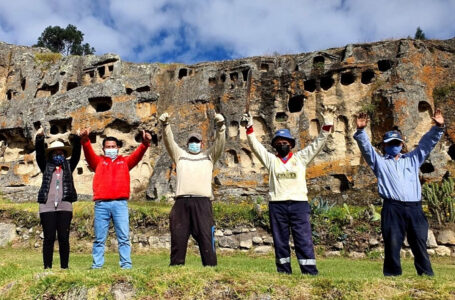 Ventanillas de Otuzco de Cajamarca reabre sus puertas con protocolos sanitarios