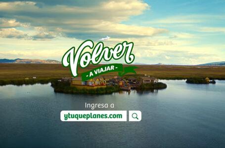 """PromPerú: campaña """"Volver a viajar"""" fomenta el uso de servicios turísticos formales"""
