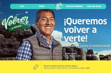 """Mincetur y PromPerú lanzan nueva campaña de turismo interno """"Volver a viajar"""""""