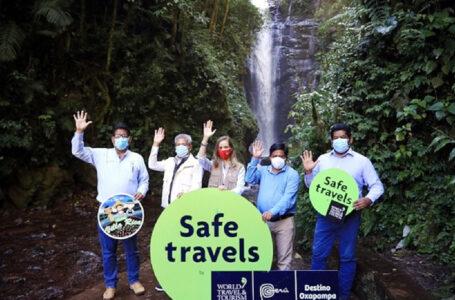 """Selva Central y Oxapampa impulsarán turismo de naturaleza y aventura con sello """"Safe Travel"""""""
