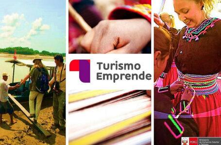 Turismo Emprende: conoce los 357 nuevos ganadores que se adjudicarán S/ 26,8 millones