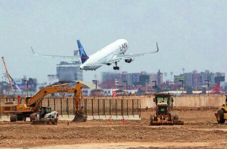 MTC: obras en aeropuertos del país suman más de US$ 1800 millones en inversiones