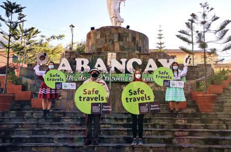 Mincetur otorga sello Safe Travels al destino Apurímac para su reactivación turística