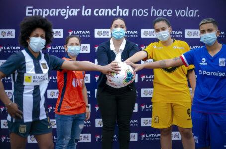 Latam Airlines se convierte en primer patrocinador de la Liga Femenina de Fútbol