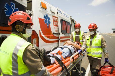 Más 15 mil emergencias fueron atendidas en carreteras del país de enero a abril