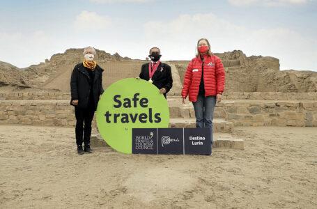 Pachacamac y Lurín reactivarán turismo y gastronomía con sello internacional Safe Travels