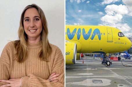 Viva nombra a Carolina Vigil como nueva gerente comercial en Perú