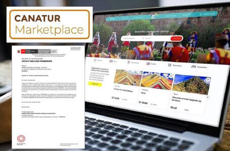 Canatur insiste en validar convenio Marketplace, pero PromPerú lo anula definitivamente