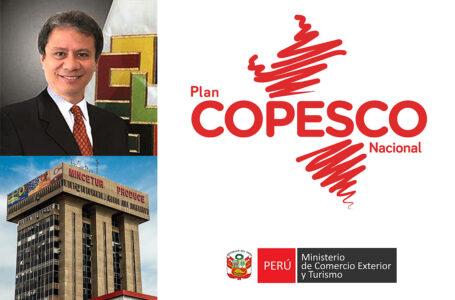 Mincetur designa a Alberto Petrlik como nuevo director del Plan Copesco Nacional
