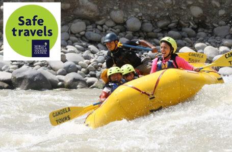 Lunahuaná recibe sello internacional Safe Travels como destino turístico seguro