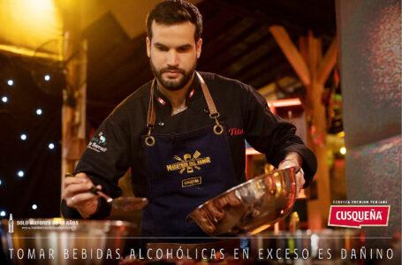 """Convocan a cocineros de todo el país al programa de competencia culinaria """"Maestros del Sabor"""""""