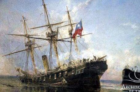 Ministerio de Cultura: barco chileno la Covadonga hundido en Chancay será atractivo turístico