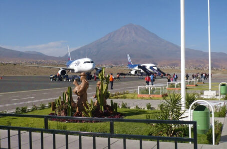 Invertirán más de US$ 1.4 millones en optimización del aeropuerto de Arequipa