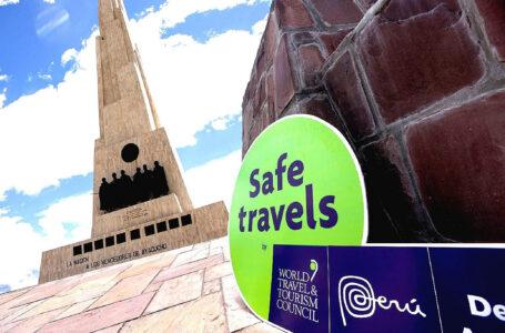"""Indecopi pone a disposición de turistas la guía virtual """"Ruta Segura Ayacucho"""""""