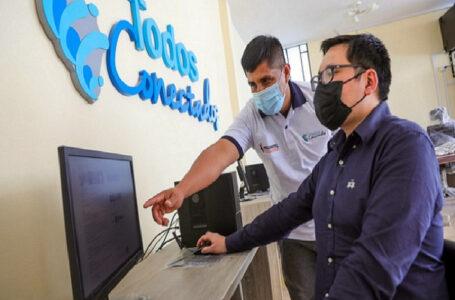"""Cajamarca tendrá acceso gratuito a cursos digitales del Plan """"Todos Conectados"""""""