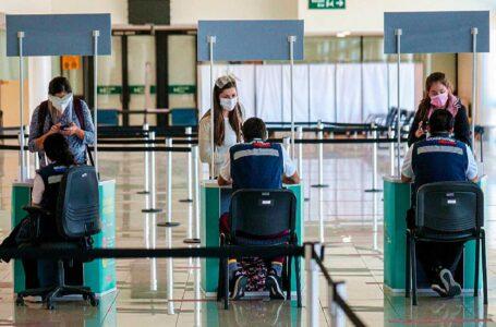 Chile reabre sus fronteras a los viajeros extranjeros totalmente vacunados