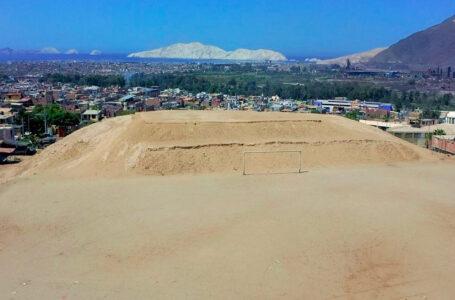 Involucran a ciudadanía de Chimbote para la protección del sitio arqueológico Huaca San Pedro