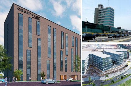 Nuevo hotel Courtyard by Marriott Aeropuerto abriría sus puertas en marzo de 2023