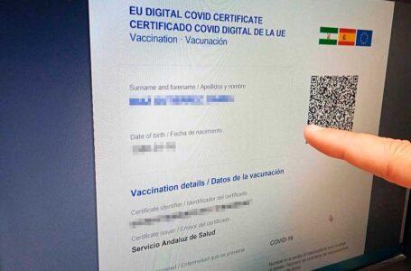 Unión Europea declara equivalentes los certificados Covid-19 de siete países