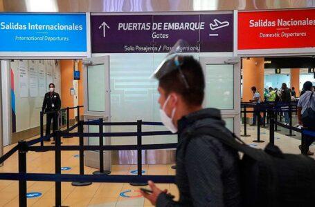 Gremios exigen a autoridades impulsar agenda que permita recuperar la conectividad y el turismo urgentemente