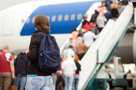 Tráfico aéreo de pasajeros se dispara en julio, pero lejos de niveles prepandemia