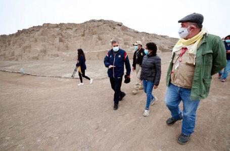 Invocan a municipios detener las invasiones en sitios arqueológicos