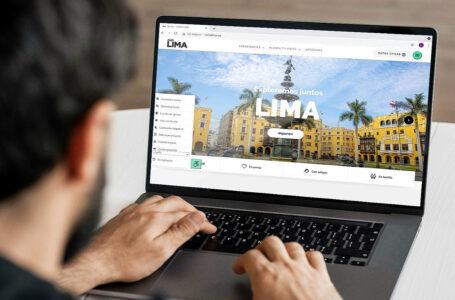 Municipalidad de Lima presenta web de turismo accesible para personas con discapacidad visual