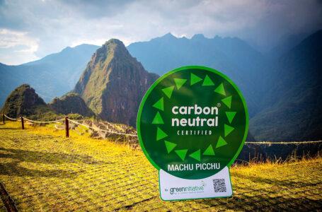 Machu Picchu es primer destino del mundo en recibir certificado carbono neutral [FOTOS]