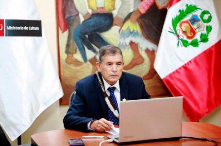 Ministerio de Cultura promoverá creación de museos del Tawantinsuyu asociados al Qhapaq Ñan