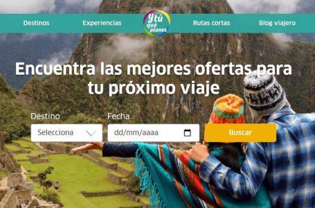 PromPerú integrará plataformas independientes al portal 'Y Tú Qué Planes' en lugar del Marketplace de Canatur