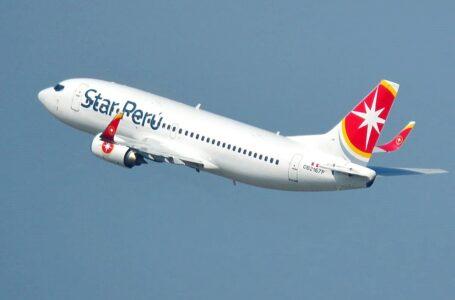 Aerolínea Star Perú volará a Chiclayo desde el 24 de setiembre